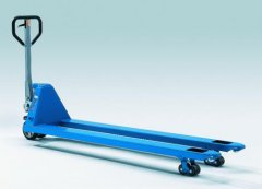 Heda blue hand cart