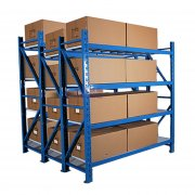 Modern Medium Duty Shelves - Meidum Duty Rack