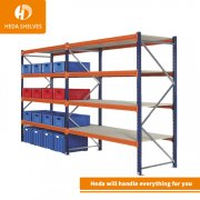 Cold Rolled Medium Duty Racks - Medium Duty Rack