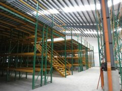 Warehouse Storage Mezzanine Rack - Mezzanine Rack