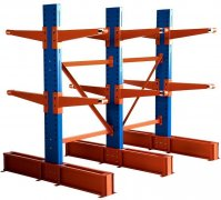 Double Side Heavy Duty Cantilever Rack - Cantilever