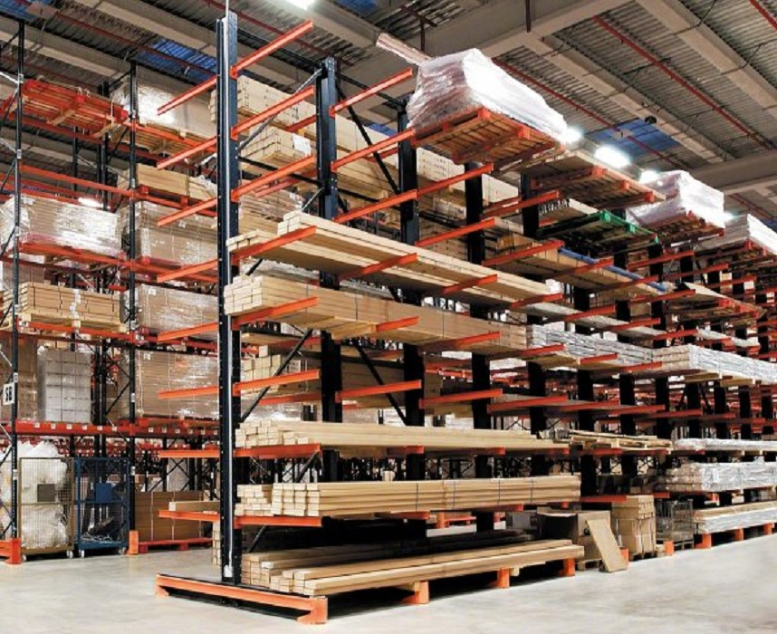 Warehouse Arm Cantilever Rack