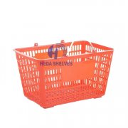 Iron ear supermarket shopping basket