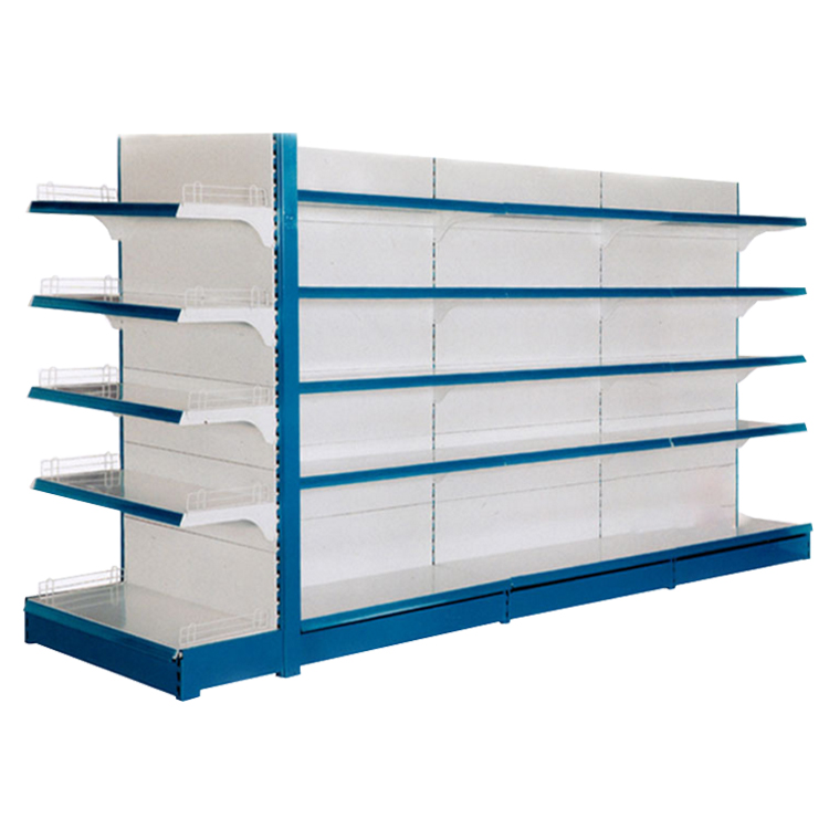 Guangzhou Heda Supplier metallic supermarket shelf
