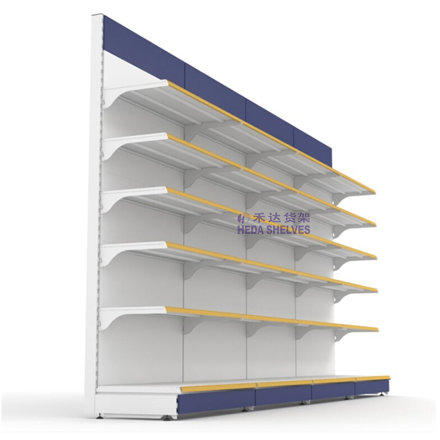 Supermarket shelves supermarket racks supplier